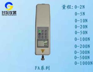 3kg测力计,上海推拉力计,电子数显测力计FA-30