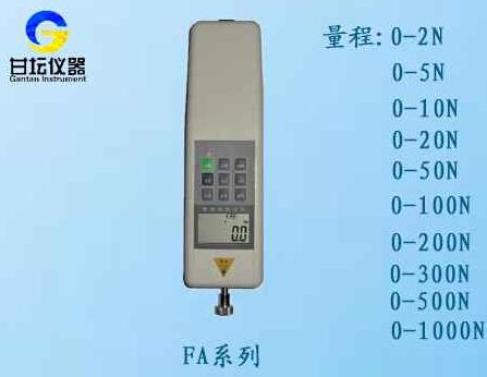 数显拉力计,FA-2N小型推压实验机