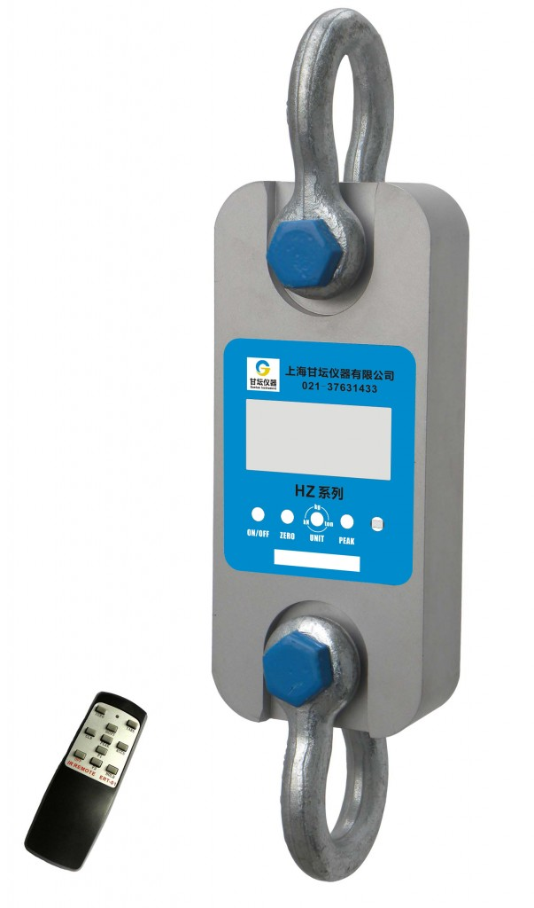 HZ-R-500KN测力计 工业拉重 测力专用设备