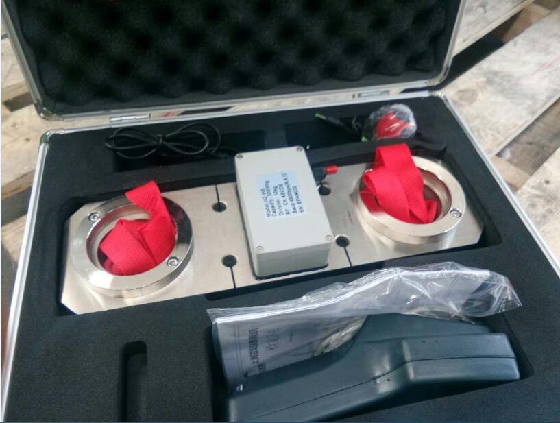 卡环式无线测力计50吨的供应.有全套现货
