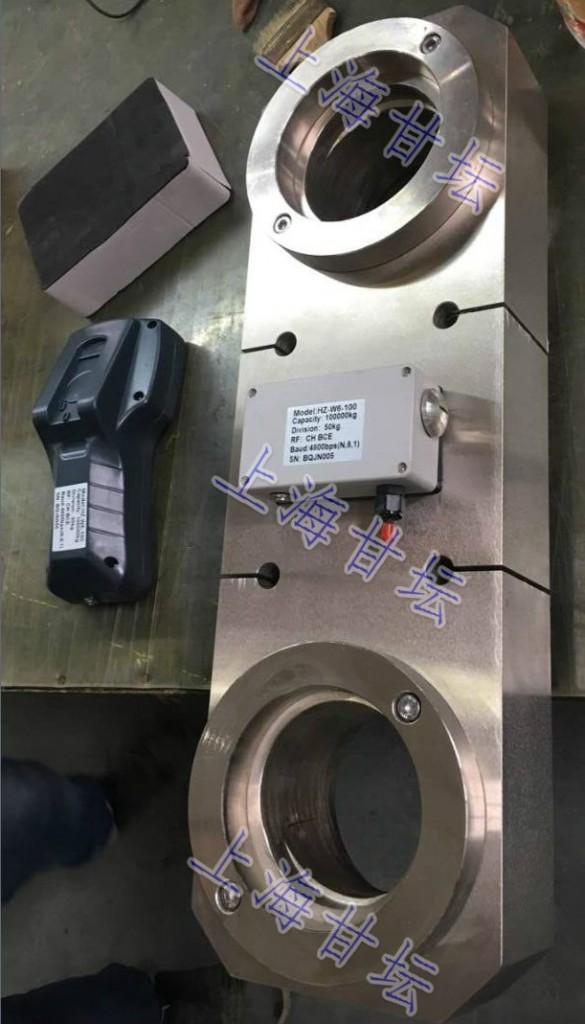 500t无线拉力计 带打印-非标定制5000kn拉力仪器